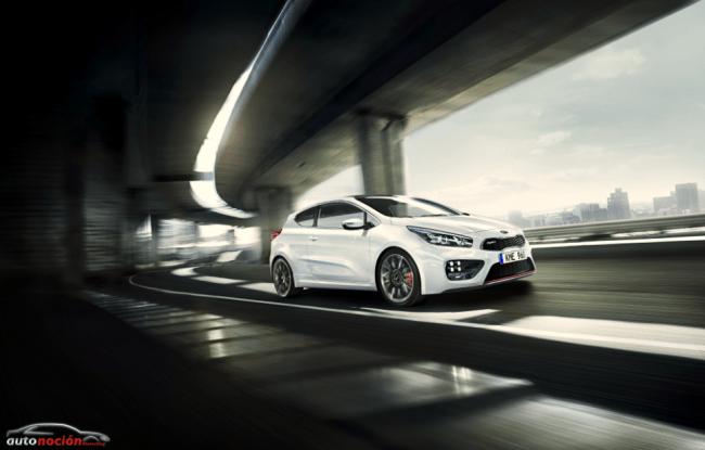 Kia presentará tres novedades en el Salón del Automóvil de Ginebra