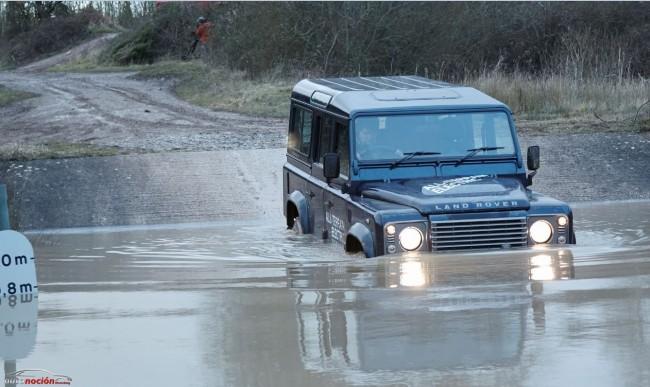 Land Rover Defender EV: ¿Destrozando o mejorando un icono?