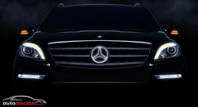 Mercedes benz logo led ya sabis que mercedes benz lanz hace tiempo una campaa publicitaria bajo el lema algo est cambiando y adems del giro radical que le han dado a sus voltagebd Image collections
