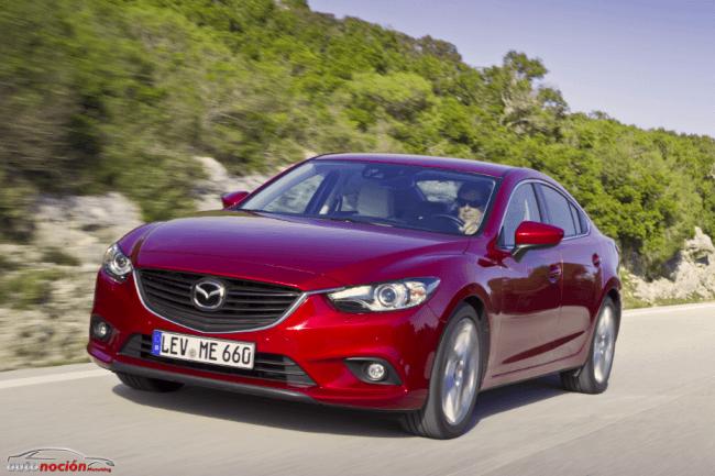 Mazda6 y Mazda CX-5 aspirantes a Coche Mundial del año 2013