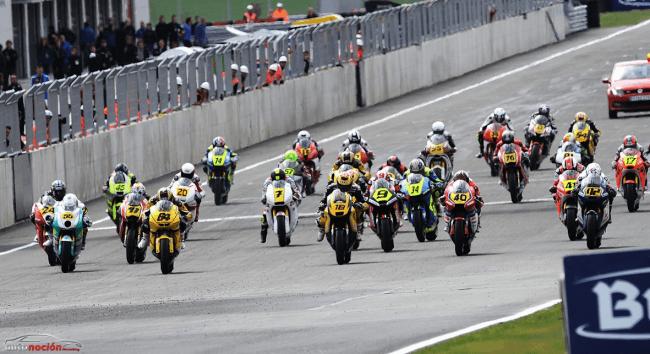 Michelin seguirá como proveedor de Moto2 en el CEV hasta 2015