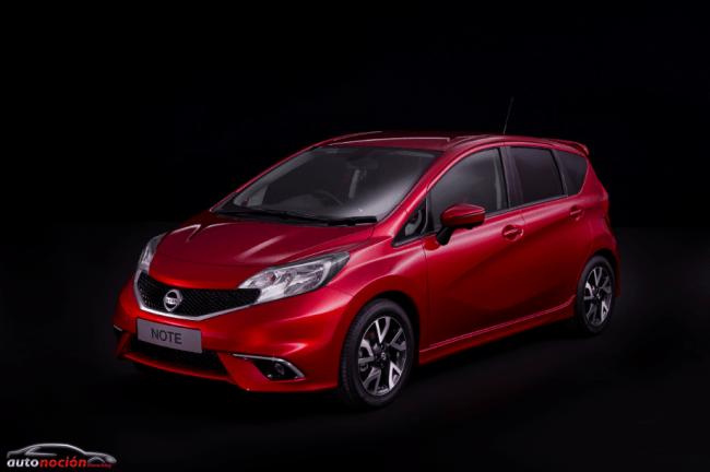 Nuevo Nissan Note: diseño y tecnología conectados