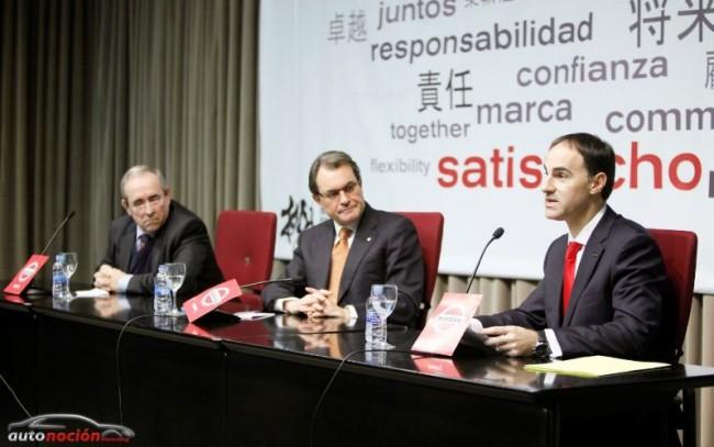 Nissan fabricará un nuevo turismo e invertirá 130 millones en Barcelona