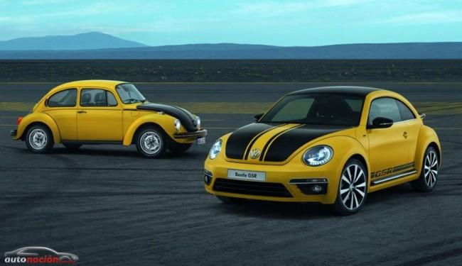 Volkswagen Beetle GSR Edición Limitada