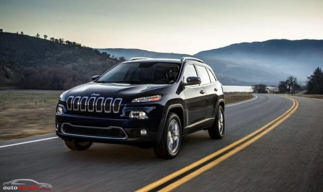 Nuevo Jeep Cherokee: Un diseño modernista para un modelo icónico