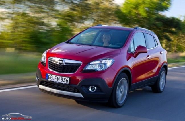 El mercado acoge al Opel Mokka con más de 80.000 pedidos
