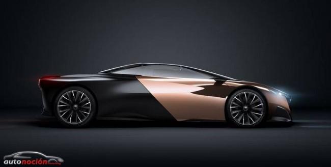 El Peugeot Onyx premiado en los Louis Vuitton Classic Awards