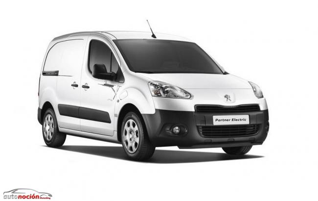 Una extensa gama de vehículos Peugeot para el Plan PIMA