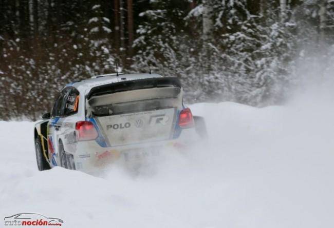 Primera victoria de Sebastien Ogier en el Campeonato del Mundo de Rallyes