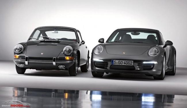 Los 50 años de historia del Porsche 911 (1/3)