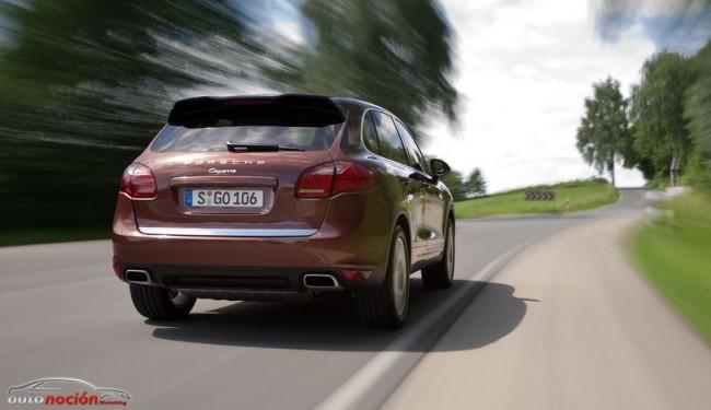 Porsche aumenta sus ventas en Enero de 2013