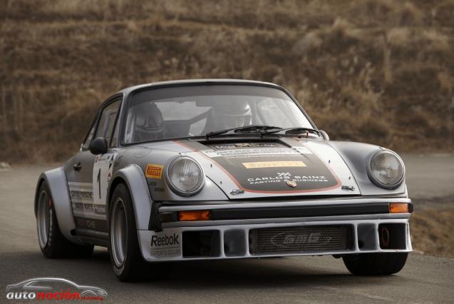 Carlos Sainz repetirá a los mandos de un Porsche 911