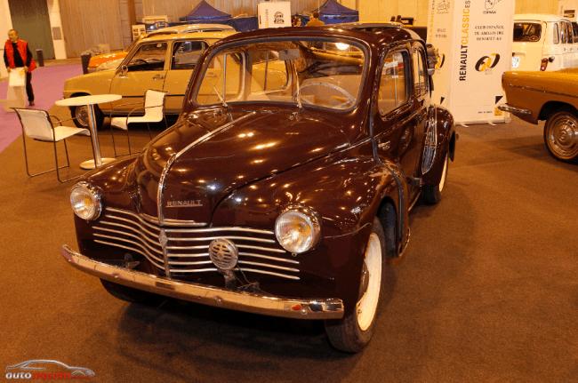 Renault celebra sus 60 años de presencia industrial en España