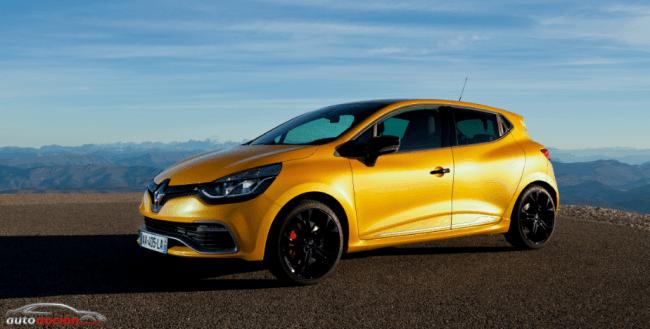 Nuevo Renault Clio R.S. 200 EDC