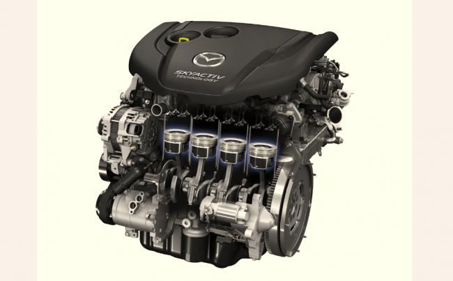 La tecnología diésel más limpia de Mazda