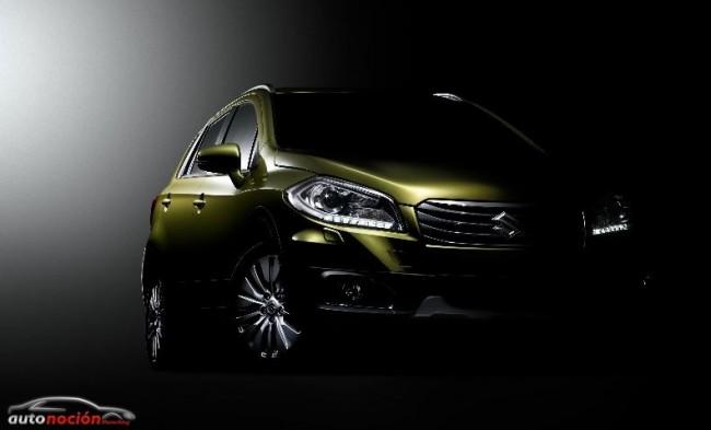 El nuevo Crossover del Segmento C de Suzuki verá la luz en Marzo