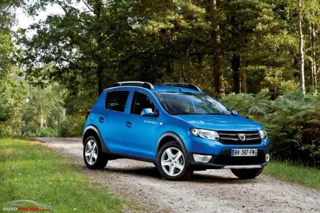 El Dacia Sandero empieza el año con buen pie