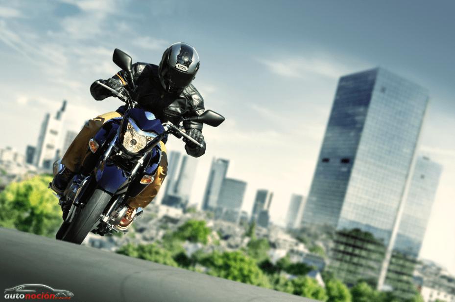 La nueva Suzuki Inazuma por solo 125 € al mes sin intereses