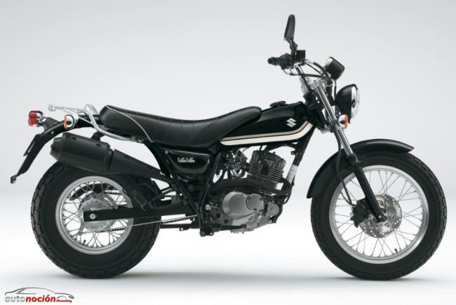 Ahora la Suzuki VanVan por 125 euros al mes