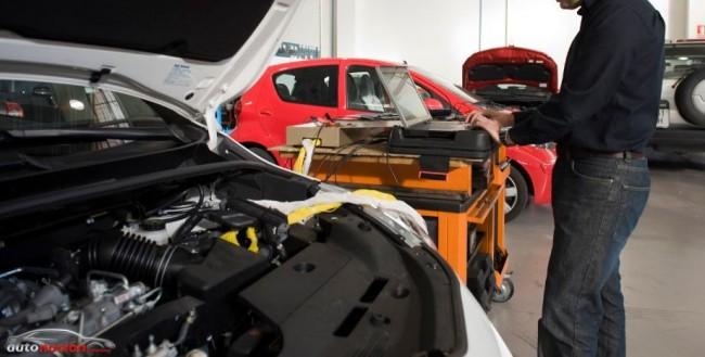 Análisis: ¿Cuánto cuesta el mantenimiento de los 10 modelos más vendidos en España?