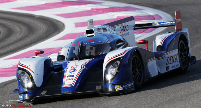 Toyota Racing busca entusiastas para las 24 Horas de Le Mans
