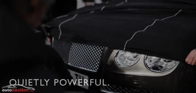 Nuevas imágenes del Bentley Flying Spur 2014