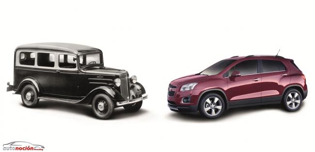 Chevrolet revolucionó la historia de los SUV y ahora vuelve a la carga con el Trax
