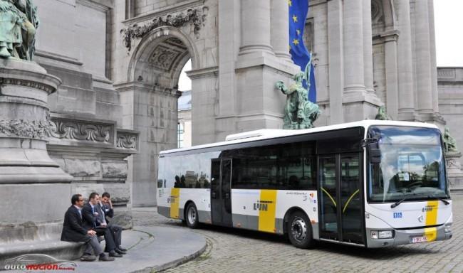 IVECO recibe un pedido récord de 160 autobuses en Bélgica