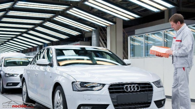 Audi AG inicia el 2013 con un incremento de las ventas del 16,3%