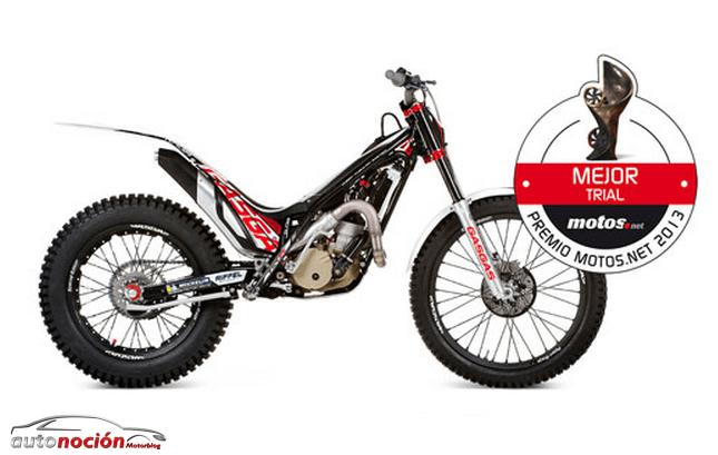 Gas Gas 300 TXT Raga Réplica moto del año