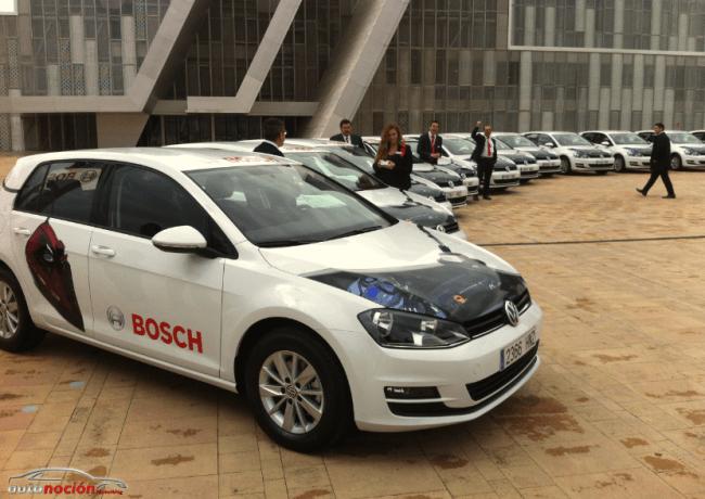 Golf VII para el equipo de ventas de Bosch