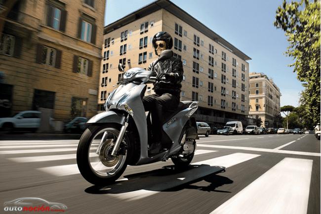 La nueva Honda Scoopy SH125i 2013 está dando mucho que hablar