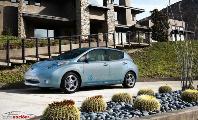 El Nissan LEAF supera las 50.000 unidades vendidas