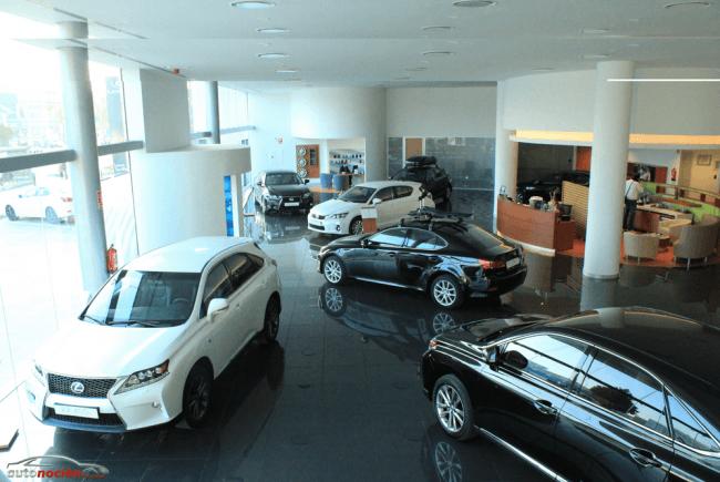 Lexus inaugura en Sevilla el Centro Lexus más grande de la UE