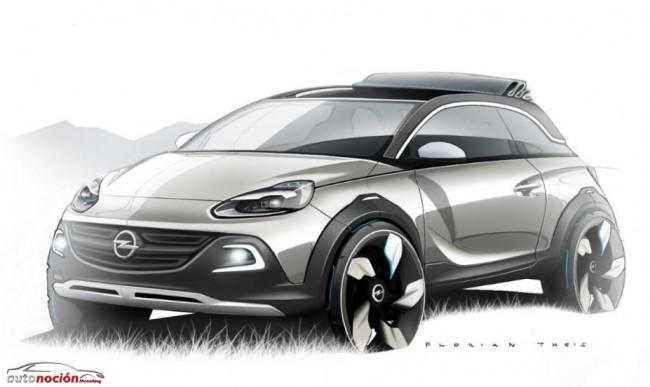 Las Cuatro Premieres Mundiales de Opel