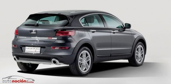 qoros 3 cross