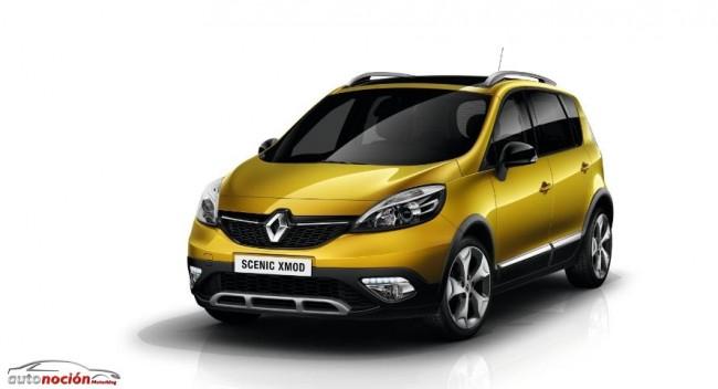 Scénic XMOD: Un Renault para familias todoterreno