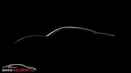 Primer teaser oficial del Spyker B6 Concept