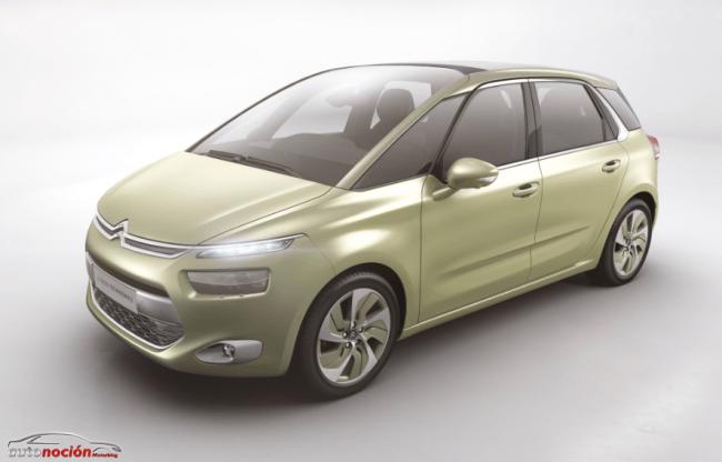 Las novedades de Citroën en el Salón de Ginebra