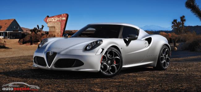 Presentación mundial del Alfa Romeo 4C «Launch Edition»