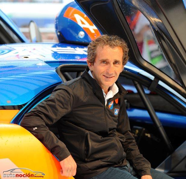 El Grupo Renault y Alain Prost renuevan su relación