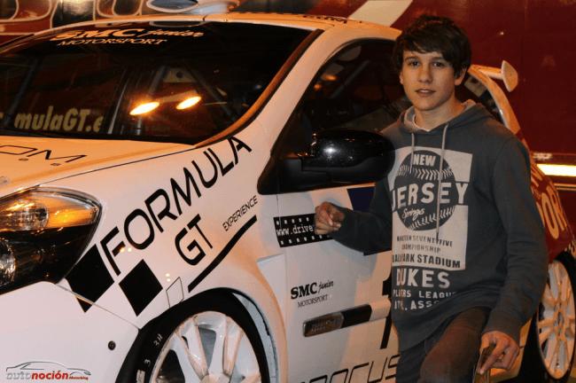 Un piloto de 15 años competirá en el Trofeo RACE con un MINI