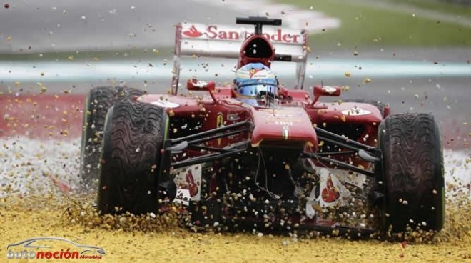 Alonso accidente malasia