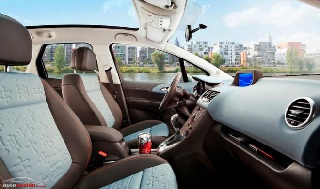Los asientos de Opel reducen la tensión de la columna y previenen de problemas de espalda