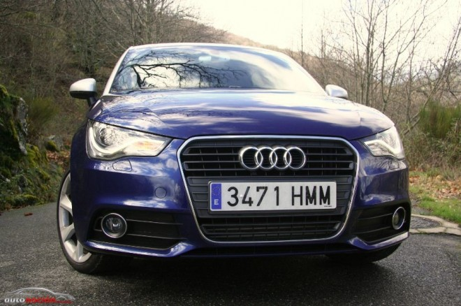 Audi A1 Frontal
