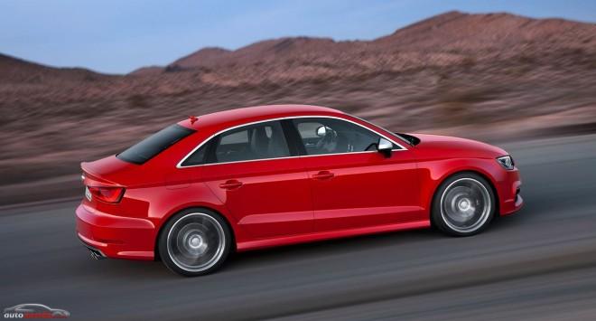 El Audi A3 Sedán: La berlina compacta según la marca de los cuatro aros