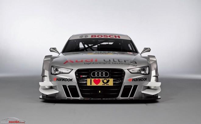 Audi RS 5 DTM: Nuevo nombre, detalles optimizados