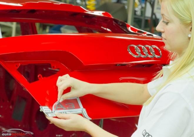 Audi se propone continuar su crecimiento en 2013