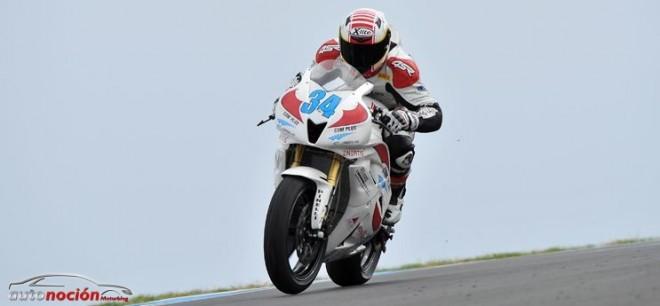 Balazs Nemeth confía poder correr en MotorLand