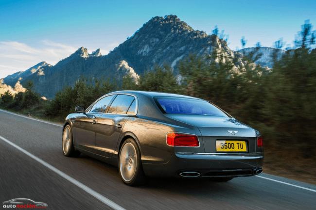 Bentley llega a Ginebra con el nuevo Flying Spur a la cabeza
